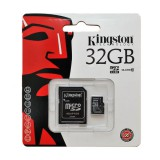 MEMÓRIAKÁRTYA MICRO SD 32GB KINGSTON